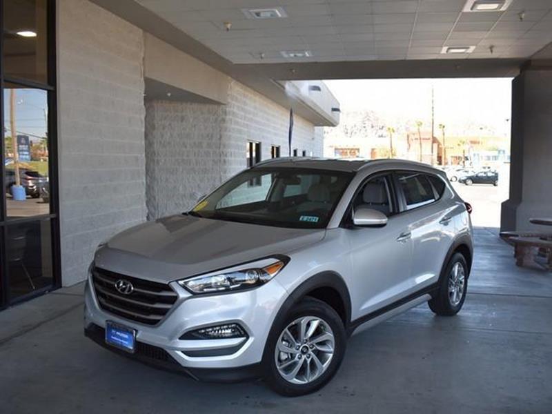 Beautiful 2018 Hyundai Tucson For Sale At HYUNDAI OF LA QUINTA In La Quinta CA