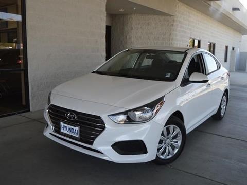 2019 Hyundai Accent For Sale At HYUNDAI OF LA QUINTA In La Quinta CA