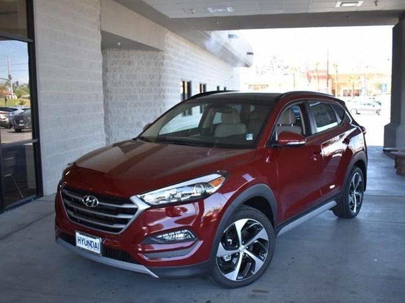 2018 Hyundai Tucson For Sale At HYUNDAI OF LA QUINTA In La Quinta CA