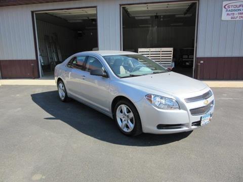 2012 Chevrolet Malibu for sale in Madison Lake, MN
