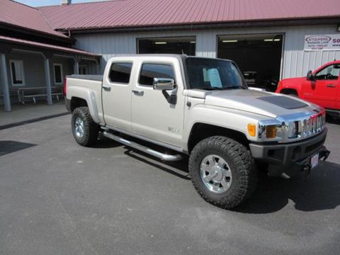 2009 HUMMER H3T for sale in Madison Lake, MN
