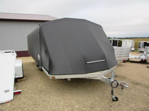2010 Eagle 22 FT W/ 2015 SNOCAP 4 PLACE T for sale in Madison Lake, MN