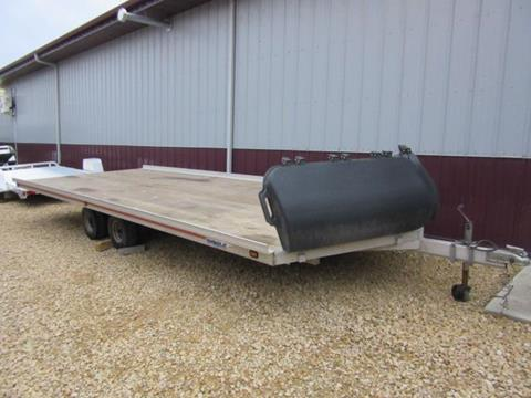 2001 Eagle 4 PLACE SLED TRL22 FT W/DRIVE  for sale in Madison Lake, MN