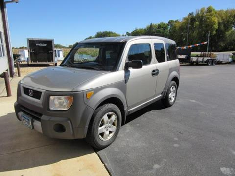2004 Honda Element for sale in Madison Lake, MN