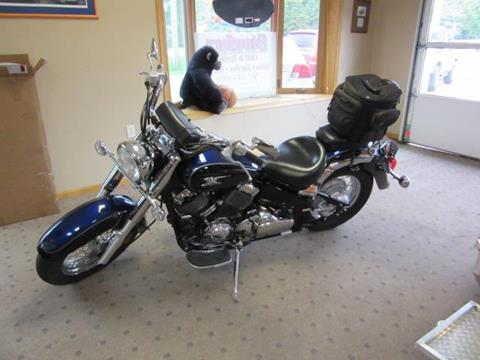 2007 Yamaha V Star 650 Classic for sale in Madison Lake, MN
