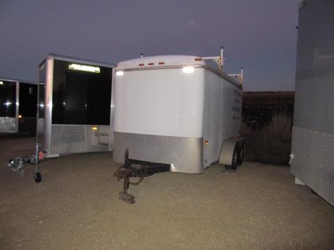 2003 US Cargo 6X12 TANDEM AXLE CARGO TRAILER