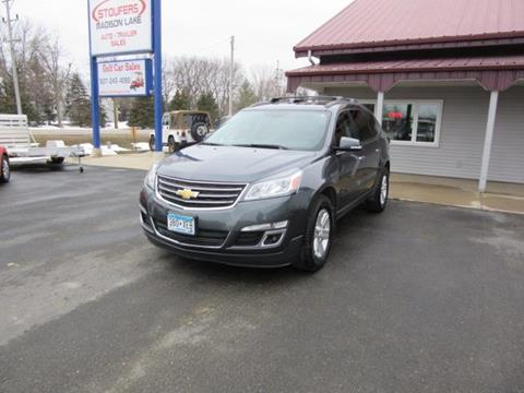 Used chevrolet traverse for sale in minnesota for Heartland motor company morris mn
