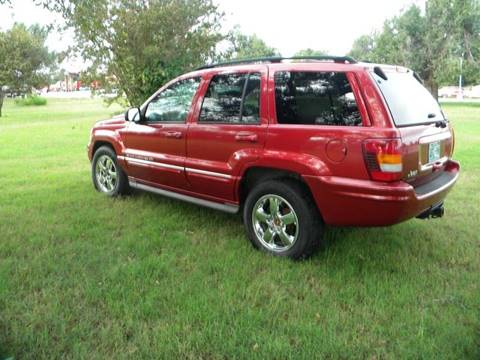 2004 Jeep Grand Cherokee for sale in Bethany OK