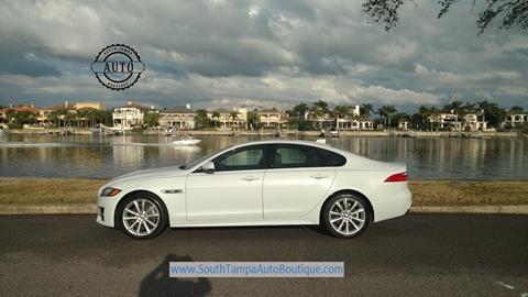 2016 Jaguar XF for sale in Tampa, FL