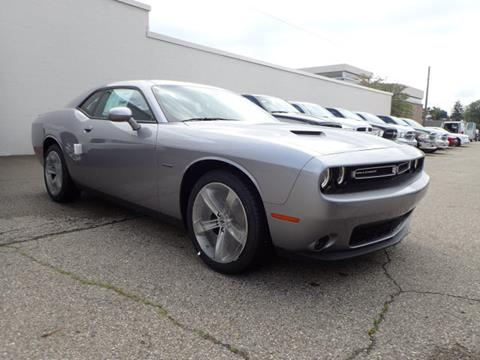 2017 Dodge Challenger for sale in Oak Park, MI