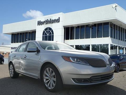 2013 Lincoln MKS for sale in Oak Park, MI