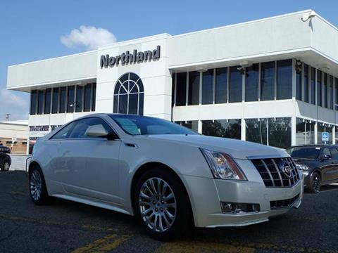 2012 Cadillac CTS for sale in Oak Park, MI