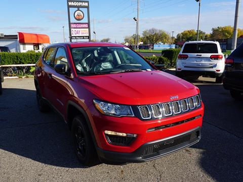 2018 Jeep Compass for sale in Oak Park, MI