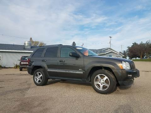 2006 Jeep Grand Cherokee for sale in Marion WI