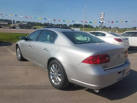 2007 Buick Lucerne for sale at D AND D AUTO SALES AND REPAIR in Marion WI