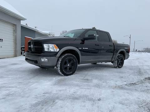 2009 Dodge Ram Pickup 1500 for sale in Marion, WI