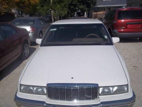 1992 Buick Riviera for sale in Marseilles IL