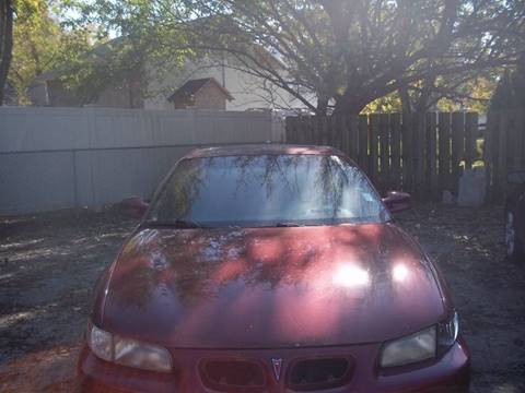 2001 Pontiac Grand Prix for sale in Marseilles IL