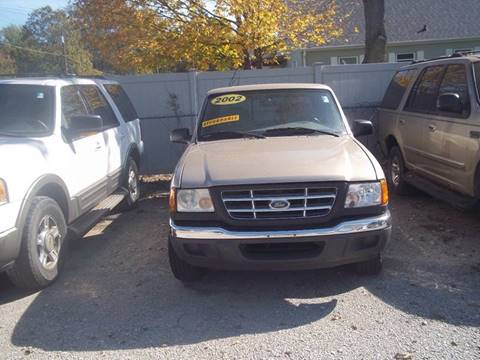 2002 Ford Ranger for sale in Marseilles IL