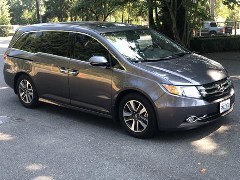 2016 Honda Odyssey for sale in Woodinville, WA