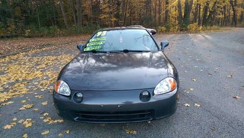 1993 Honda Civic Del Sol For Sale In Mount Prospect, IL