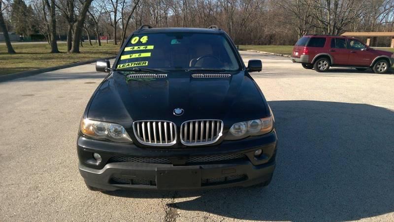 2004 BMW X5 4.4i In Mount Prospect IL - Auto Fin Auto 123