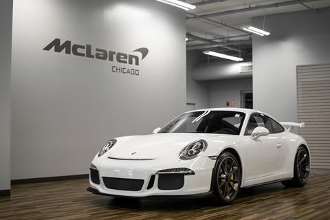 2014 Porsche 911 for sale in Chicago IL