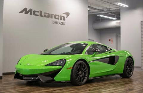 2017 McLaren 570S for sale in Chicago, IL
