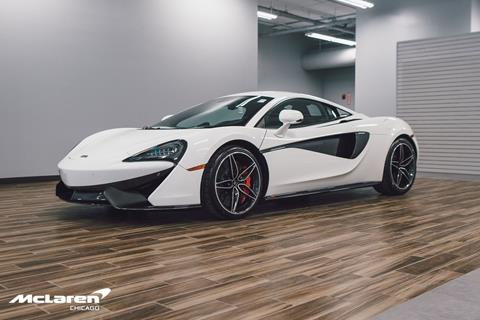 2017 McLaren 570S for sale in Chicago IL