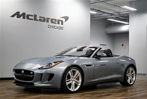 2014 Jaguar F-TYPE for sale in Chicago IL