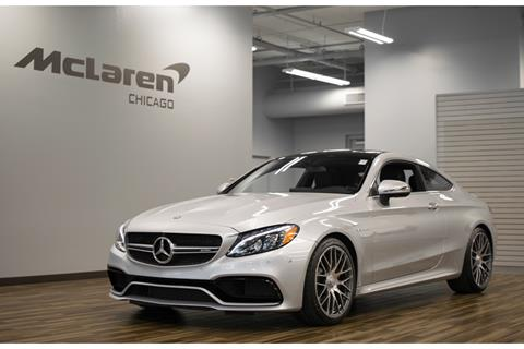 2017 Mercedes-Benz C-Class for sale in Chicago IL