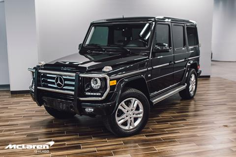 2014 Mercedes-Benz G-Class for sale in Chicago IL