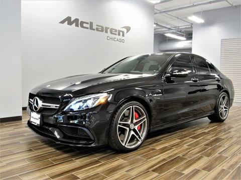 2015 Mercedes-Benz C-Class for sale in Chicago IL