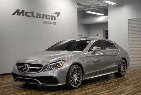 2015 Mercedes-Benz CLS for sale in Chicago IL