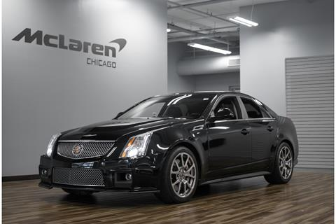 2011 Cadillac CTS-V for sale in Chicago IL