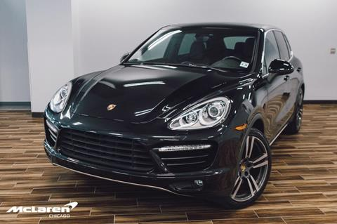 2014 Porsche Cayenne for sale in Chicago IL