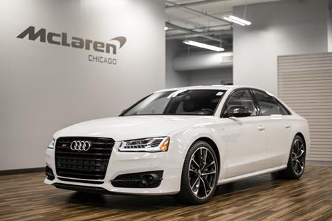 2016 Audi S8 plus for sale in Chicago IL