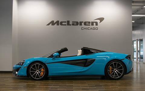 2018 mclaren 570s for sale. beautiful 570s 2018 mclaren 570s spider for sale in chicago il and mclaren 570s