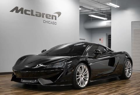 2016 McLaren 570S for sale in Chicago, IL