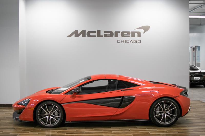 2018 Mclaren 570s Spider In Chicago Il Mclaren Chicago