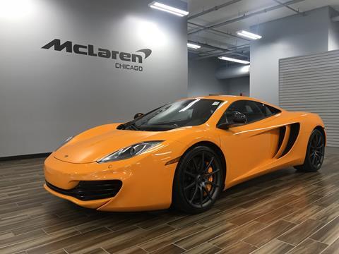 Attractive 2012 McLaren MP4 12C For Sale In Chicago, IL