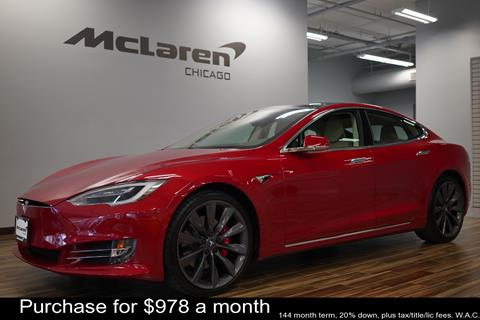 2017 Tesla Model S for sale in Chicago, IL
