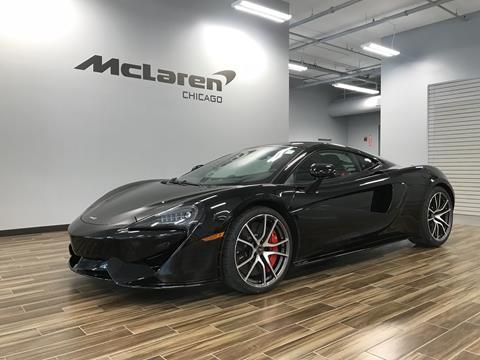 2018 McLaren 570GT for sale in Chicago, IL