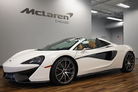 2019 McLaren 570S Spider for sale in Chicago, IL