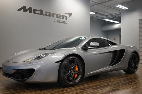 2012 McLaren MP4-12C for sale in Chicago, IL