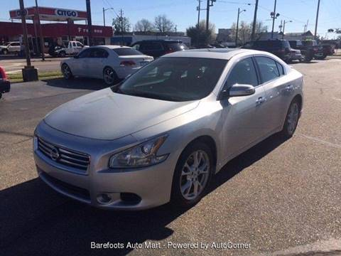 2013 Nissan Maxima for sale in Dunn NC