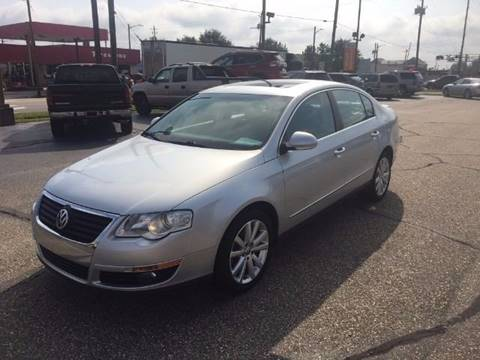 2010 Volkswagen Passat for sale in Dunn NC