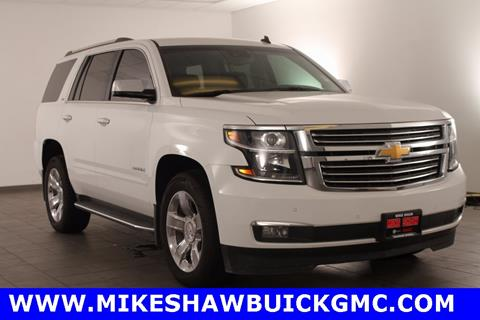 2015 Chevrolet Tahoe for sale in Colorado Springs, CO