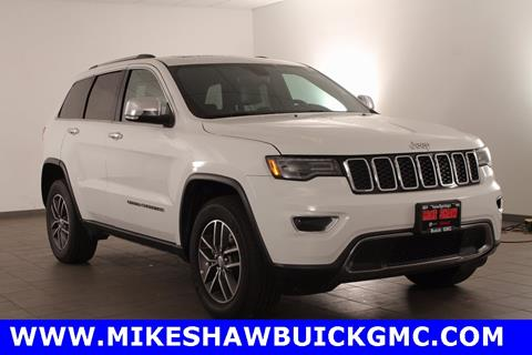 2017 Jeep Grand Cherokee for sale in Colorado Springs, CO