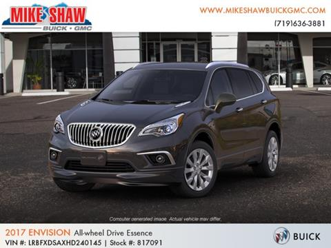 2017 Buick Envision for sale in Colorado Springs, CO